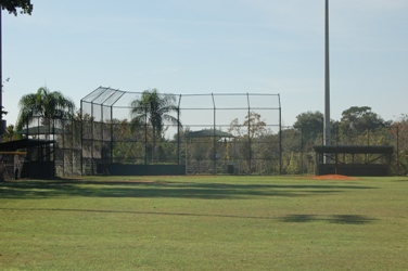 Secret Lake Park ball field