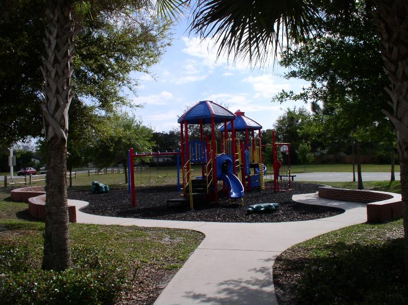 Lake Hodge Park Playground