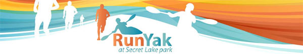 RunYak at Secret Lake Park