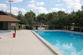 Wirz Park Pool
