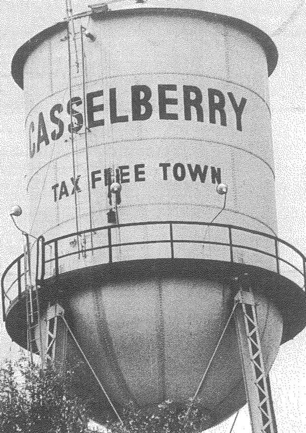 1940 Casselberry-Tax Free Town