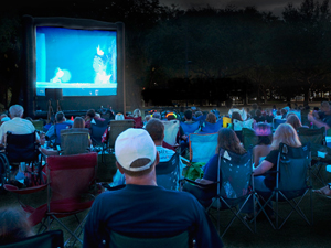 movies in the park casselberry