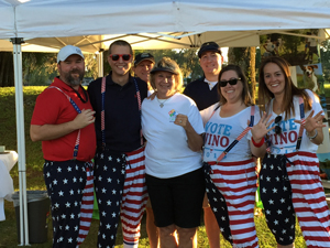 Best Dressed Team!